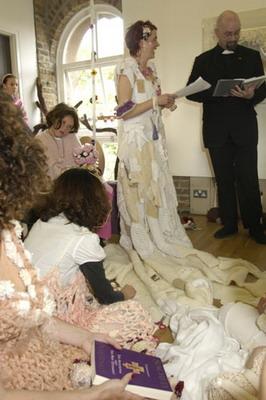 Вязаная свадьба The Knitted Wedding